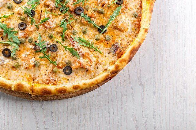 מתכון להכנת פיצה - טאבון