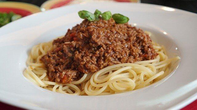 מתכון לספגטי בולונז