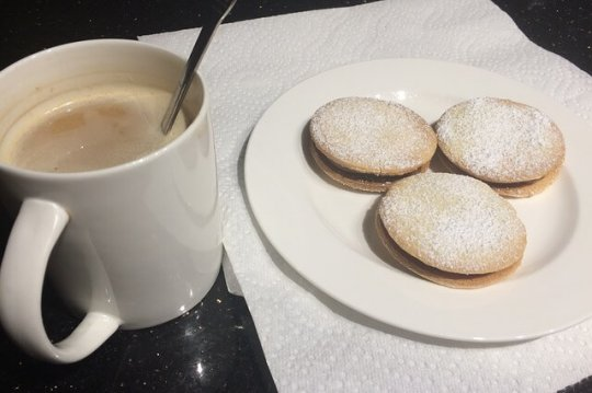 עוגיות אלפחורס
