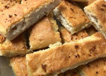 מתכון ללחם שום